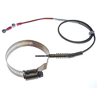 """EGT/TIT Type K Thermocouple, Clamp 2.35"""" Max, Ungrounded 86310"""